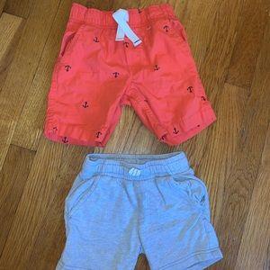 3T Carter's Shorts